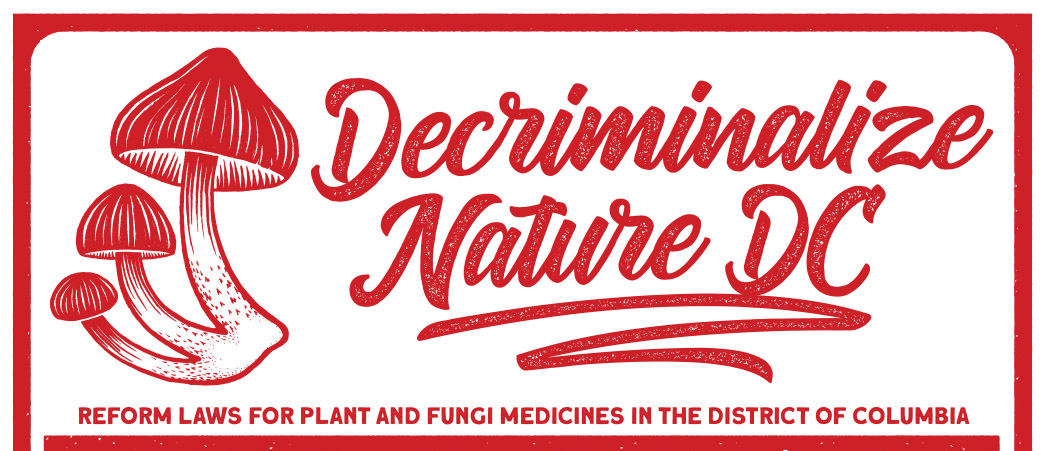 Press Release: Washington, DC Residents Announce Voter Initiative to Decriminalize Entheogenic Plants and Fungi